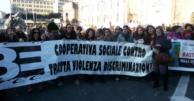 Be Free Cooperativa Sociale contro Tratta, Violenza, Discriminazioni
