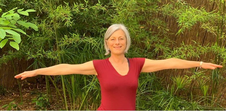 """Hatha Yoga nel nostro """"giardino segreto"""" a Trastevere"""