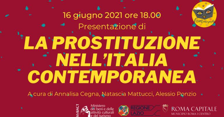 Feminism: La prostituzione nell'Italia contemporanea
