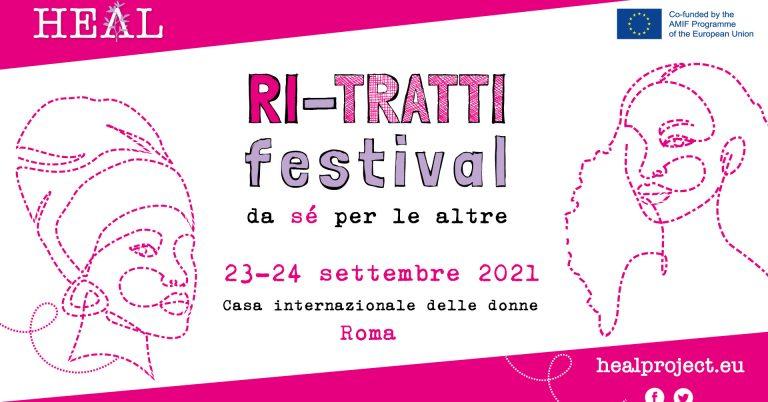 Ri-Tratti festival: da sé per le altre